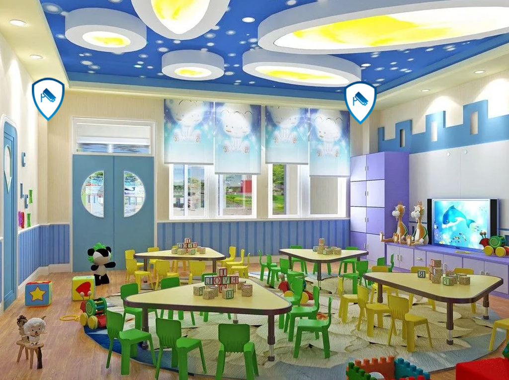 Картинки в детской столовой